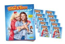 Panini Bibi & Tina Sticker (2020) - 1 Album + 10...