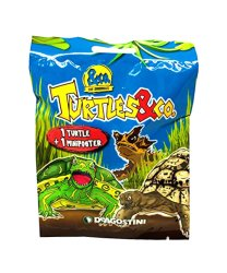DeAgostini Turtles & Co 3D-Tüten - Sammelfiguren...