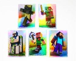 Minecraft Karten Adventure - Minecraft Trading Cards...
