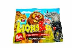 DeAgostini Lions & Co. Maxxi Edition 1 Tüte / 1...